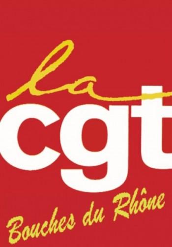 Union d partementale cgt 13 un site de la plateforme for Logo bouche du rhone